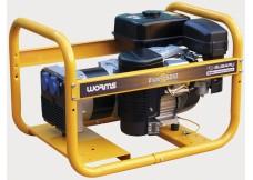 Groupe Electrogène Essence - 4300W - Mono - Worms - Expert 5010X - Kit roue