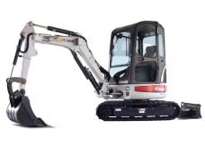 Minipelle Diesel - 2T5 - Cabine - Bobcat - 425