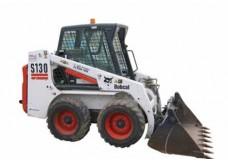 Minichargeur Diesel - 2T3 - Pneu - Bobcat - S130