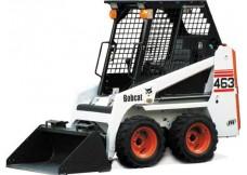 Minichargeur Diesel - 1T5 - Pneu - Bobcat - 463