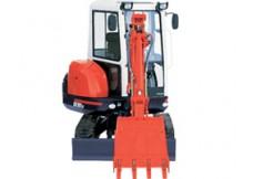 Minipelle 3T5 Diesel - Cabine - Kubota - KX101-3A