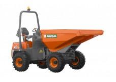 Dumper Motobasculeur Diesel - 3T - 2737L - Ausa - D350AHG