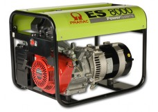 Groupe Electrogène Essence - 6000W - Mono - Pramac - Es7000
