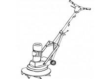 Rotojoint 220V - D400mm