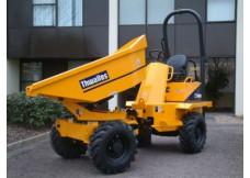 Dumper Motobasculeur Diesel - 1T5 - 800L - THWAITES - MACH203